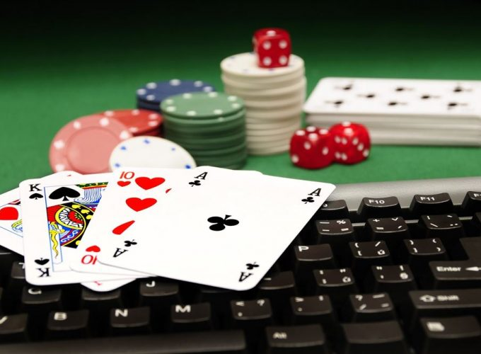The Ultimate Guide To Gambling online